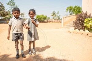 Nirmala Vidyalaya, Bangalore, a small village school on the outskirts of Bangalore