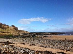 Craster. Northumberland coastal path
